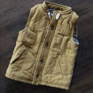 OshKosh B'gosh Jackets & Coats - Genuine Kids by OshKosh Vest 18mon